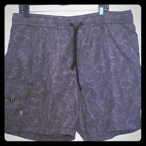 Tommy  bahama graphic swimming trunks (L)